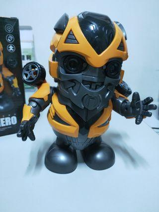Dance Hero   大黃蜂,裝電池會動