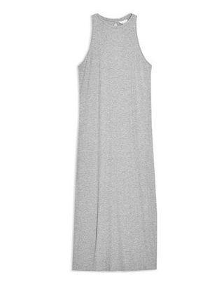 🇬🇧Topshop🇬🇧✨英國topshop Jersey maxi 灰色超柔軟長洋裝