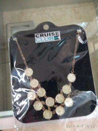 Costume necklace