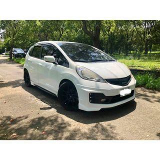 2012 FIT 1.5 白 無限包