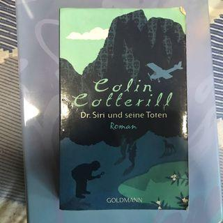 (German) Dr. Siri und seine Toten by Colin Cotterill