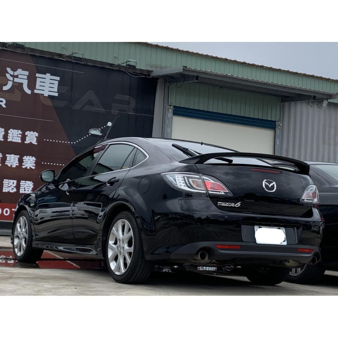 2009年 Mazda6 4D 2.0【熱門車、中古車、二手車】