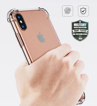iPhone 7 / 8 Plus Transparent Case
