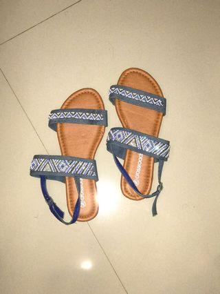 Crossroads sandals