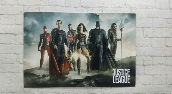 JUSTICE LEAGUE|POSTER