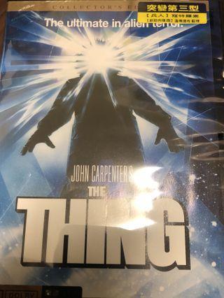 突變第三型THINGS 絕版中文DVD