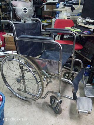FOLDABLE WHEEL CHAIR KERUSI RODA