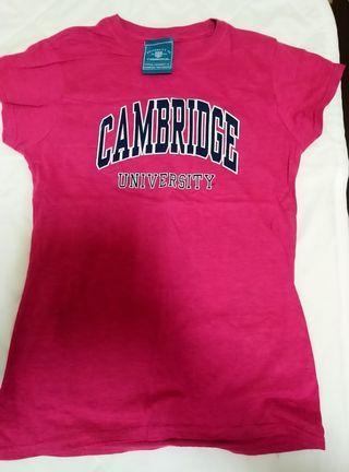 劍橋大學T恤