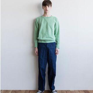 半價 全新 Levi's LVC 原色 氣球褲 寬褲 老褲 w28