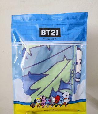 Wts BT21 innisfree towel