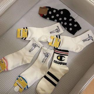 全新|襪子們
