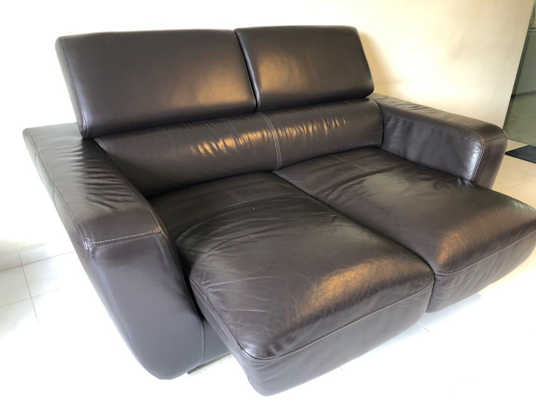 2 seat sofa - spice up your living room