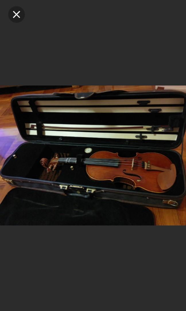 小提琴(靚木靓音)
