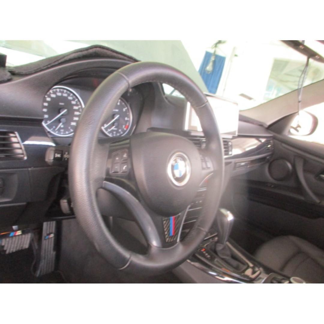 『認證車』2009年 BMW  320I 銀黑色 2000 CC