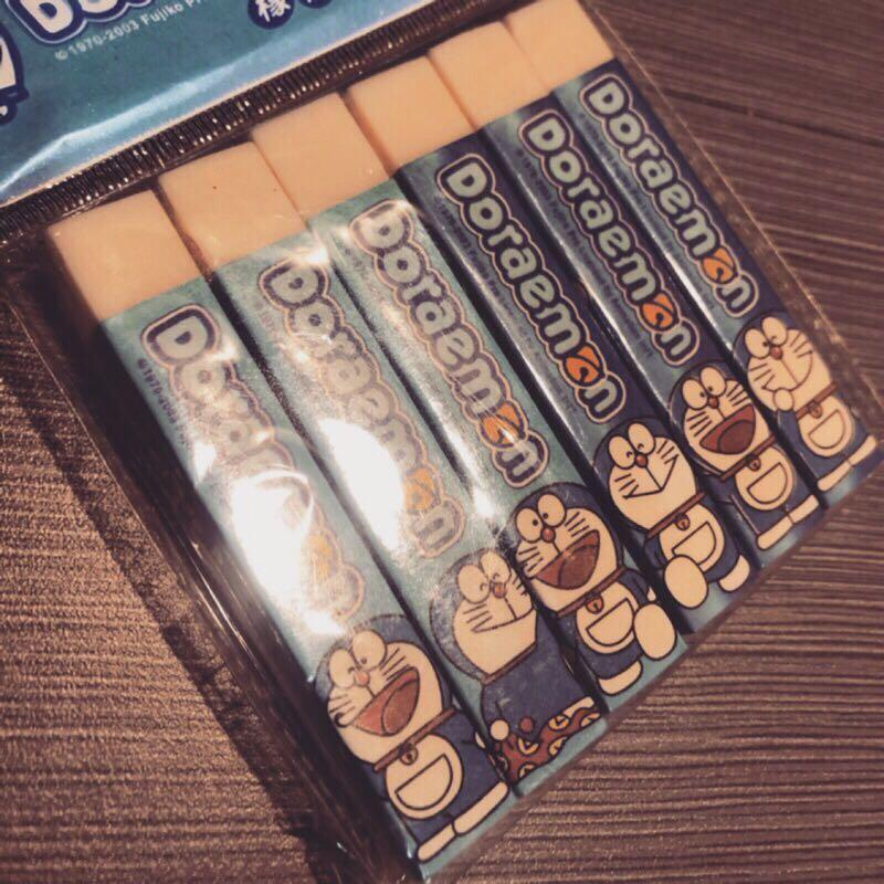 哆啦a夢👀橡皮擦 Doraemon