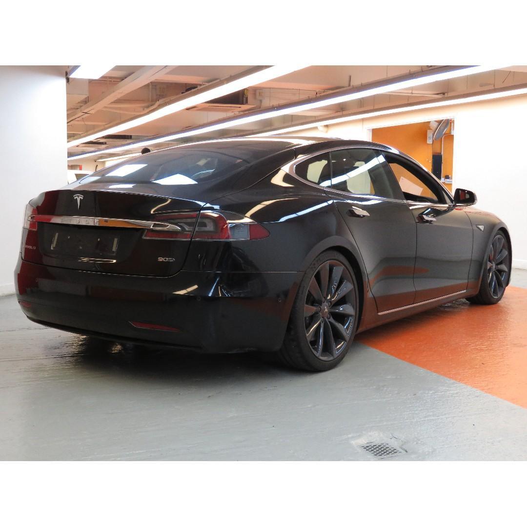 【🚨大量TESLA MODEL S發售中🚨】  買Tesla 記得搵我地啦‼️  2016 Tesla MODEL S 90D