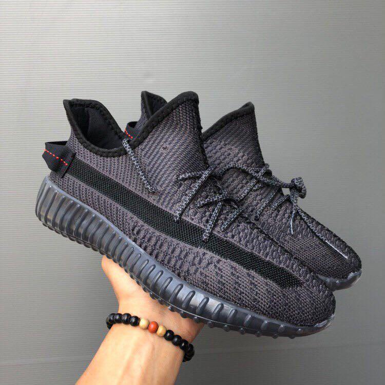 Adidas Yeezy Boost 350 V2 black, Men's