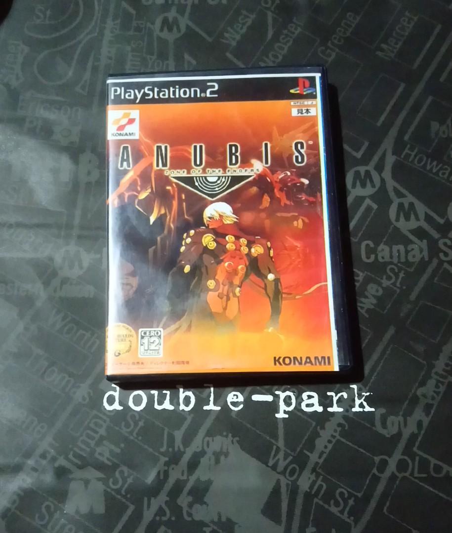 ANUBIS <PS2 GAME > (改機碟)