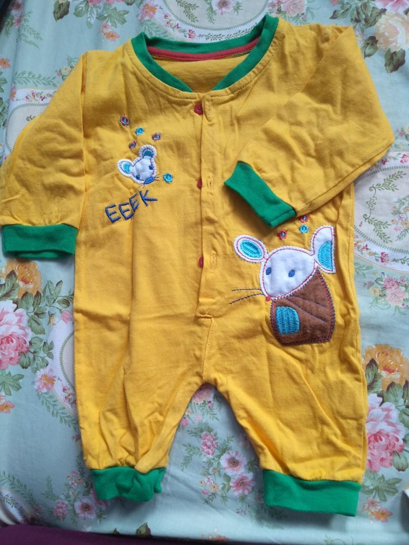 Baju Bayi 3-6bln