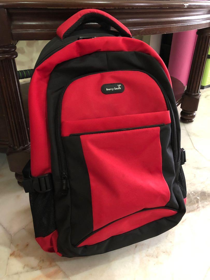 Barry Smith Laptop Bag