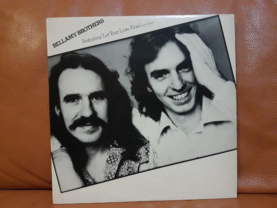 Bellamy Brothers Feat Let Your Love Flow Vinyl Records