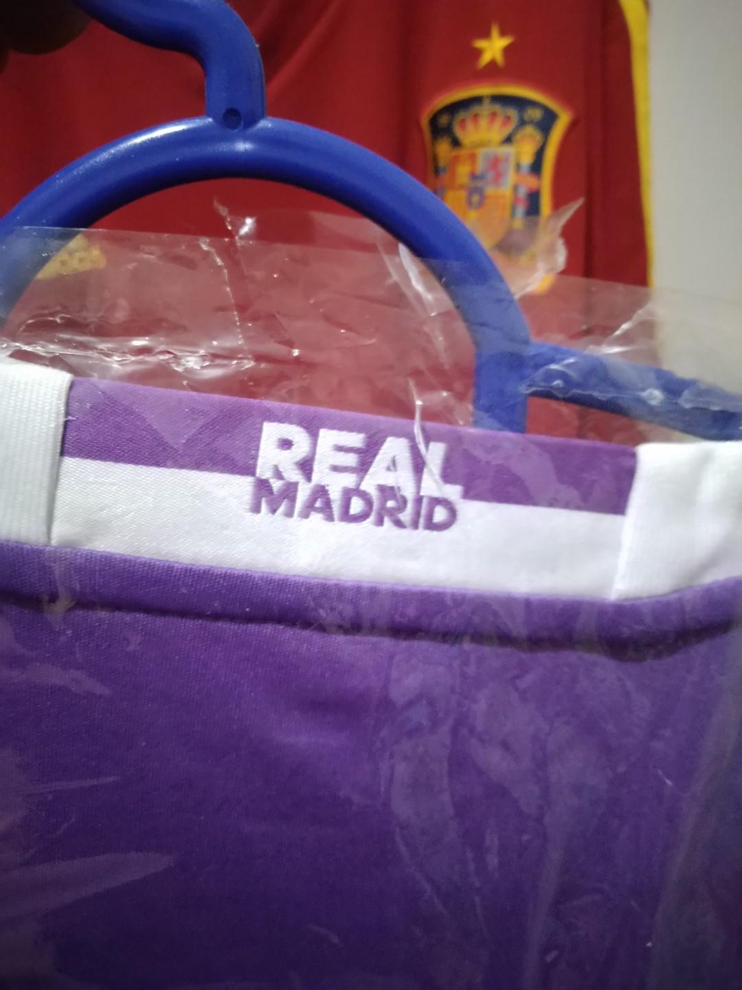BNWT Real Madrid 3rd Kit