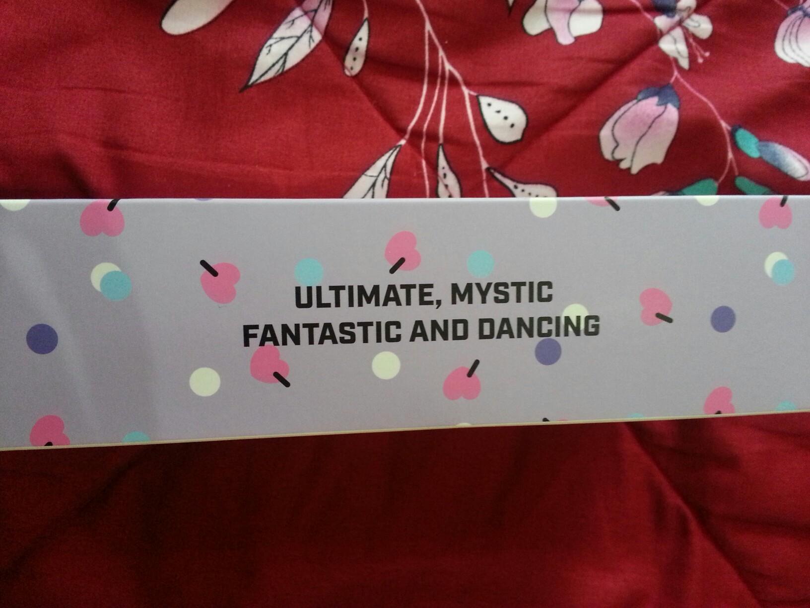 BT21 Official Mini Portable Fan (Read The Description)