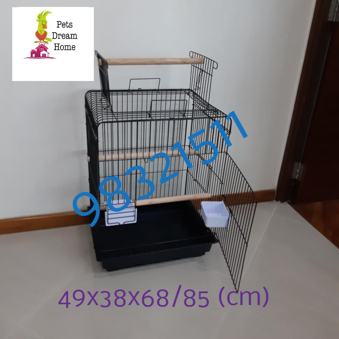 Cage with Side Opening