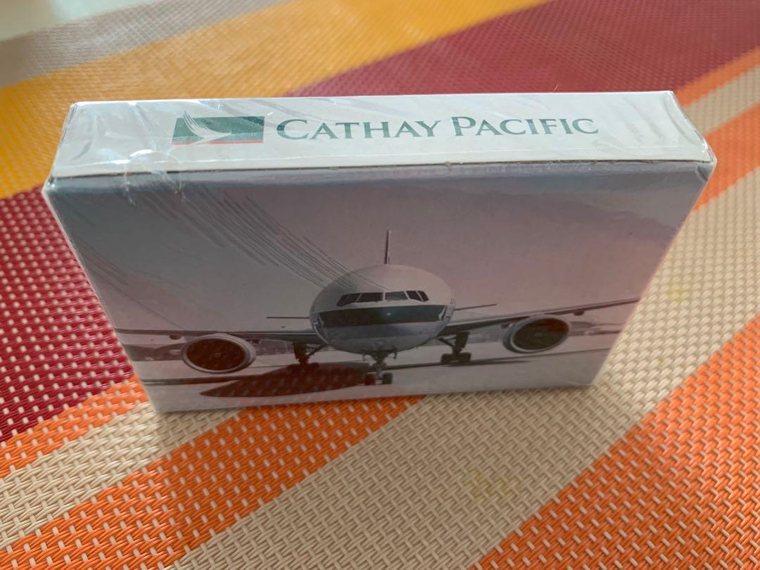 Cathay Pacific Playing Cards - Special Edition