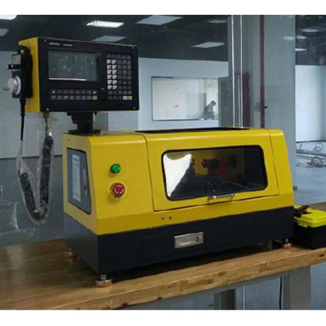 CK140 Small CNC Lathe