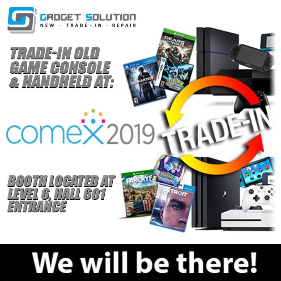 COMEX 2019 !!! Special trade in price and PlayStation bundles up for grab!