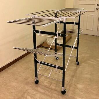 FREE DELIVERY Laundry Rack Hanger Drying Rack