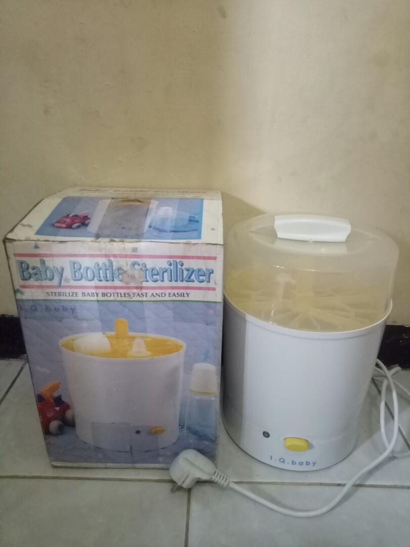 Iq Baby steriliser second nego