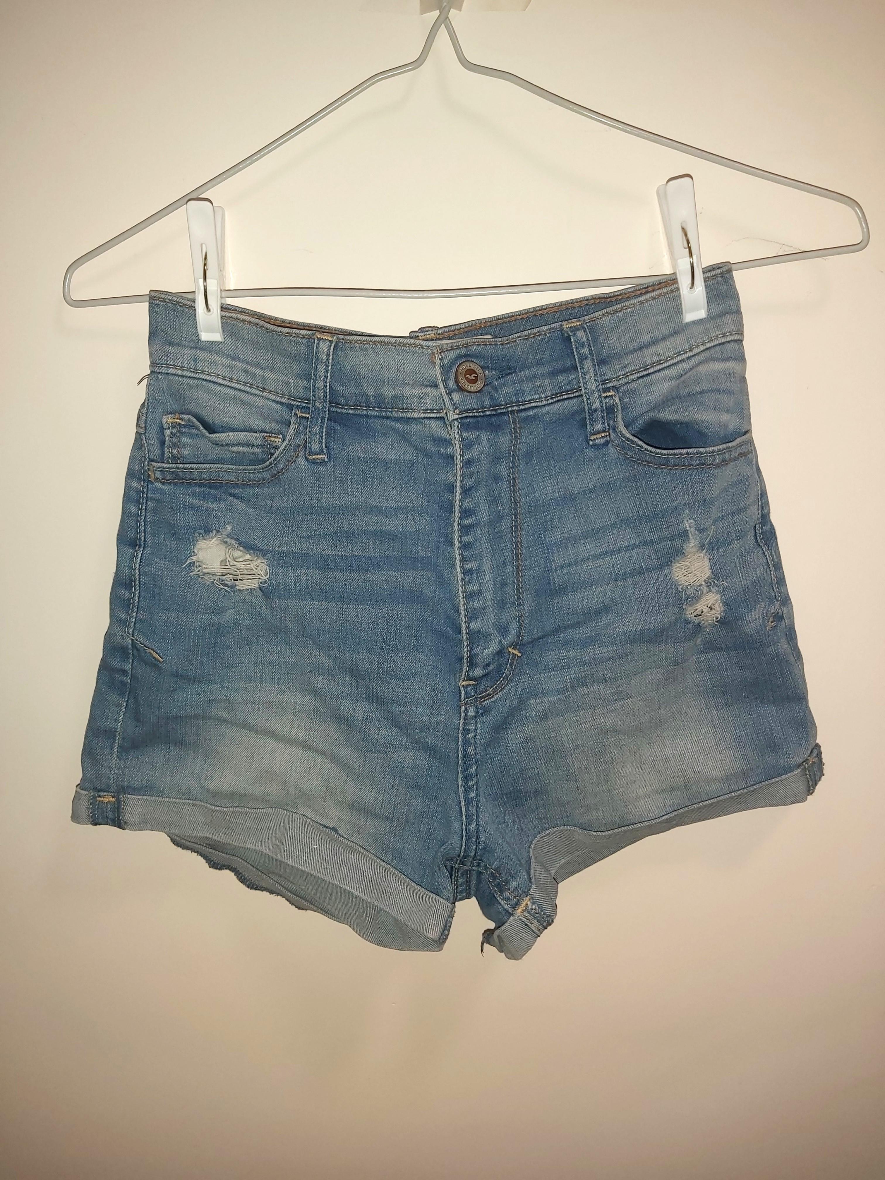 Jean shorts Hollister
