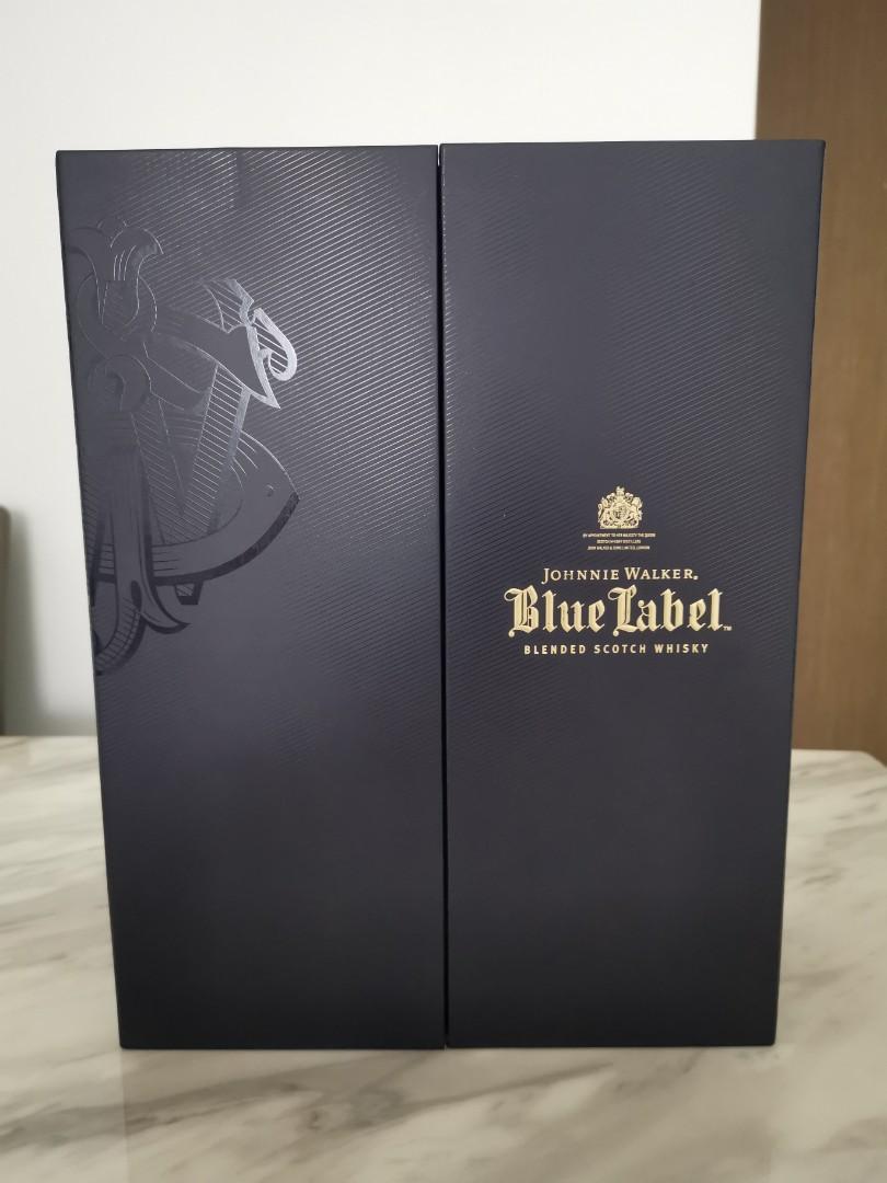 Johnnie Walker Blue Label Vintage Set