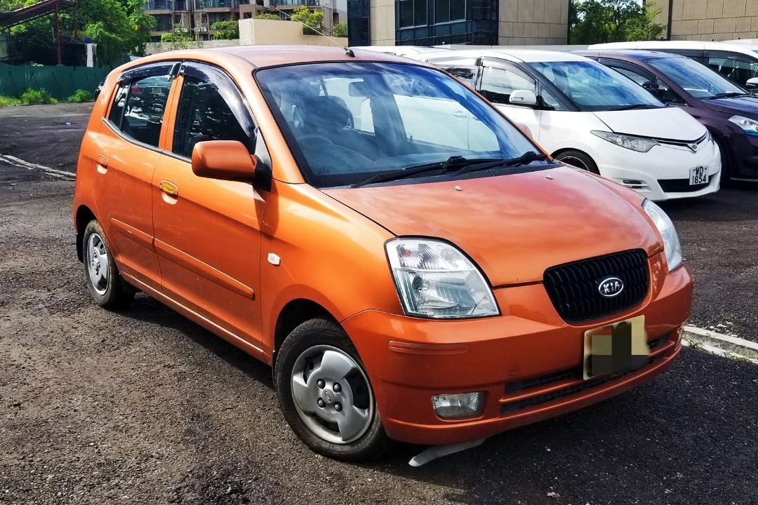 KIA MORNING 1.1 2006