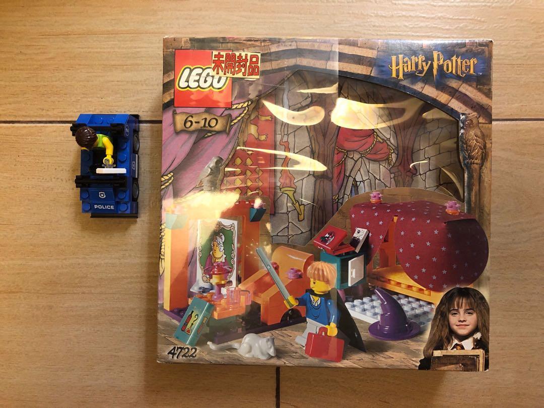 Lego Harry Potter 4722 罕有購自日本全新不議價