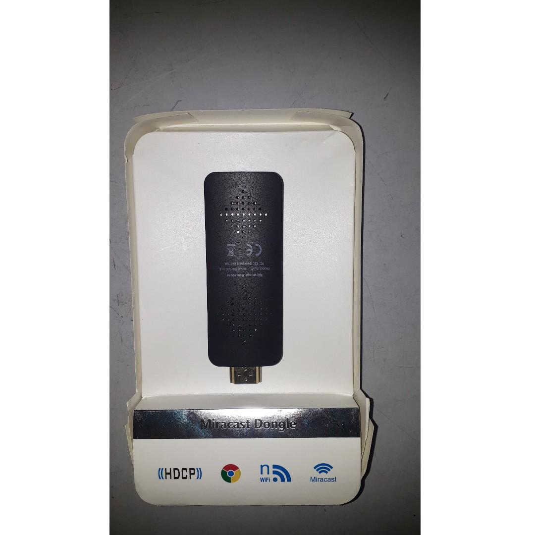 Measy Miracast Dongle A2W Chromecast + Miracast + DLNA + Air Play