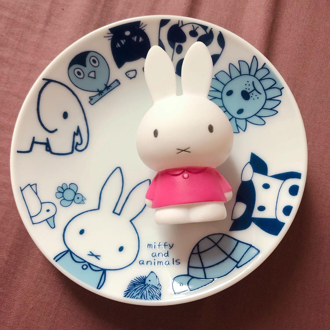 Miffy 醬油碟
