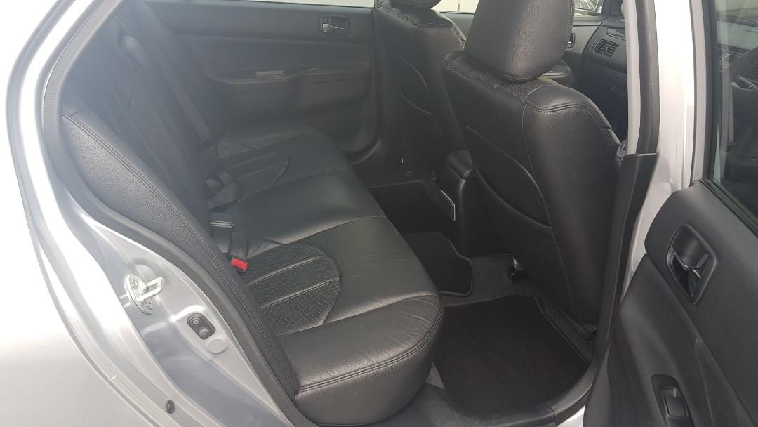 Mitsubishi Lancer 1.6 GLX Elegance (A)