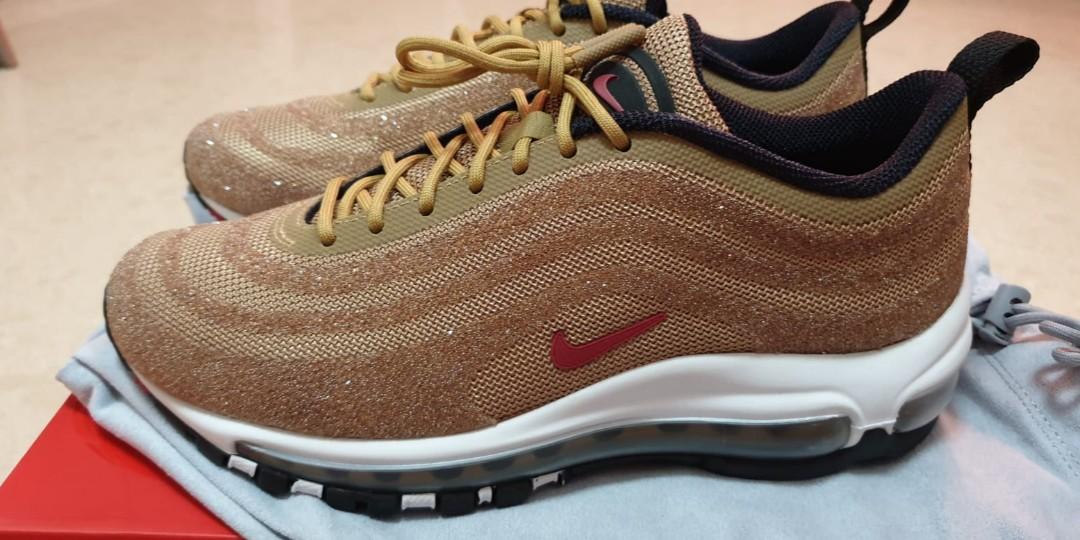 Nike Air Max 97 LXX Swavorski Gold