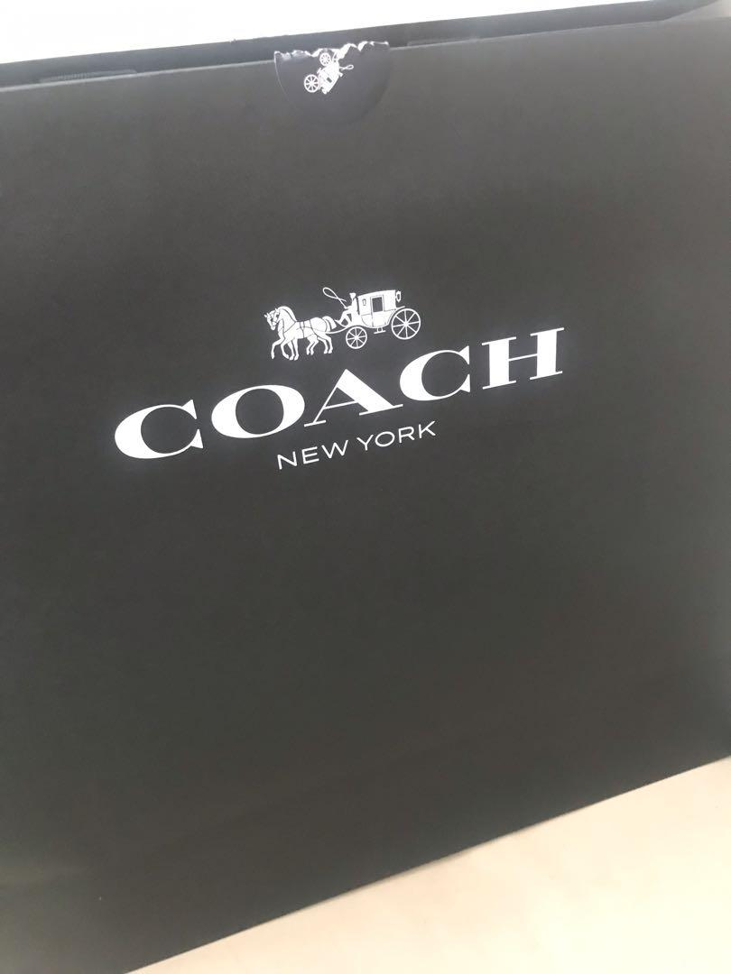 Paperbag Coach