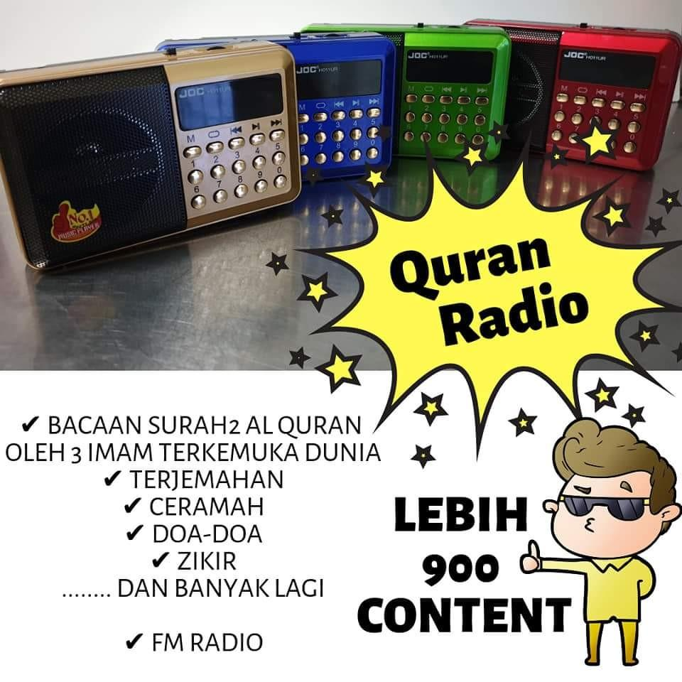 Quran Radio Everything Else On Carousell
