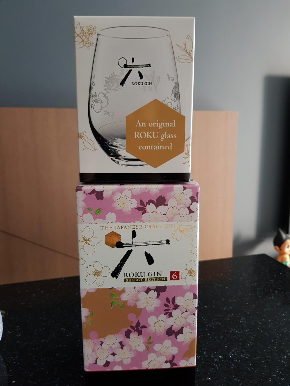 Roku Gin Sakura Edition