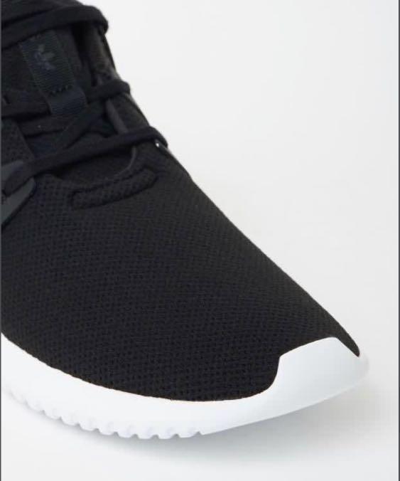 RRP$140 New Adidas black casual shoes Tubular Viral 2 sz 7
