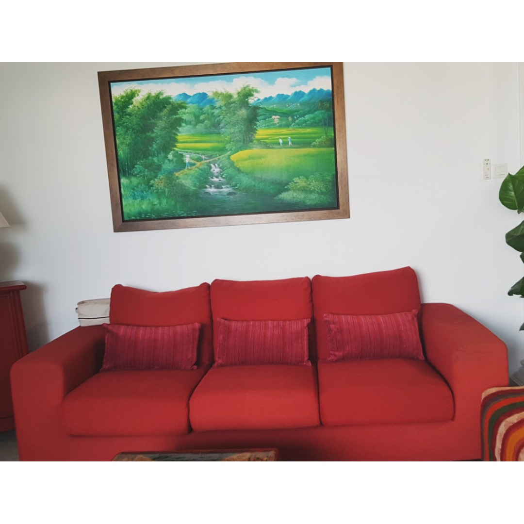 Second Hand Sofa For Sale Moving Out Last Minute Sale