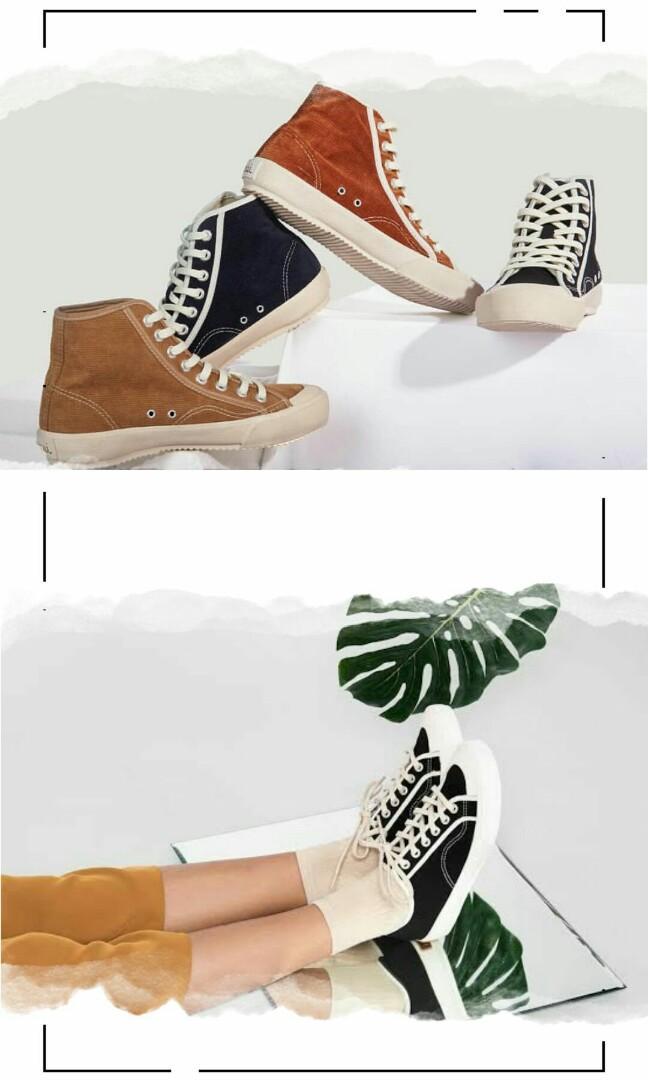 Sepatu Pijak Bumi Sakka