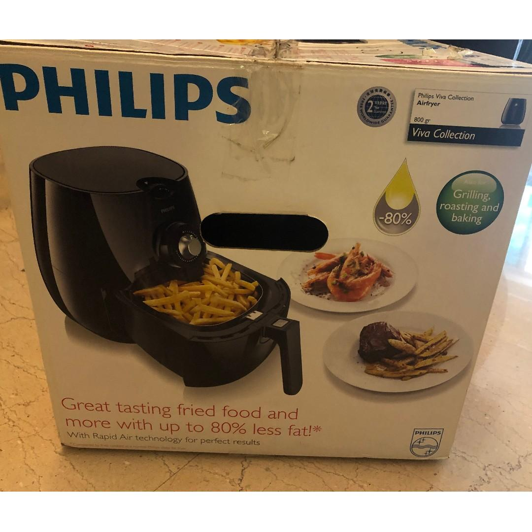 Sparsely used Philips Air Fryer