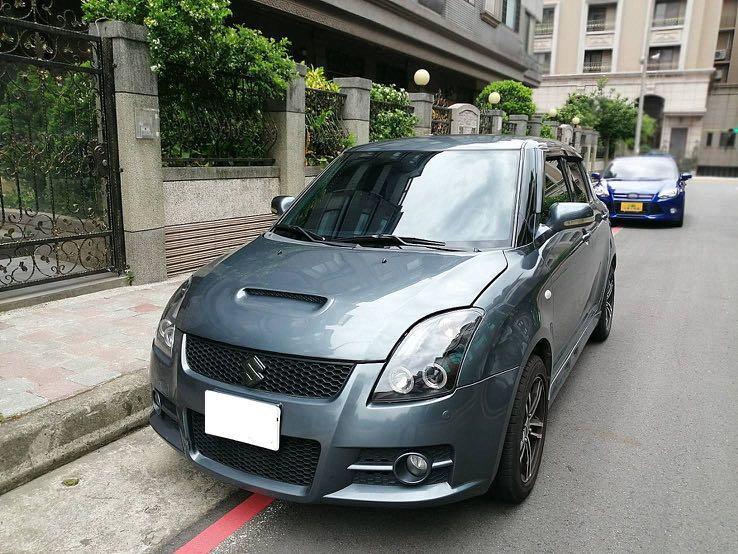 Suzuki鈴木 Swift  平價小鋼炮!