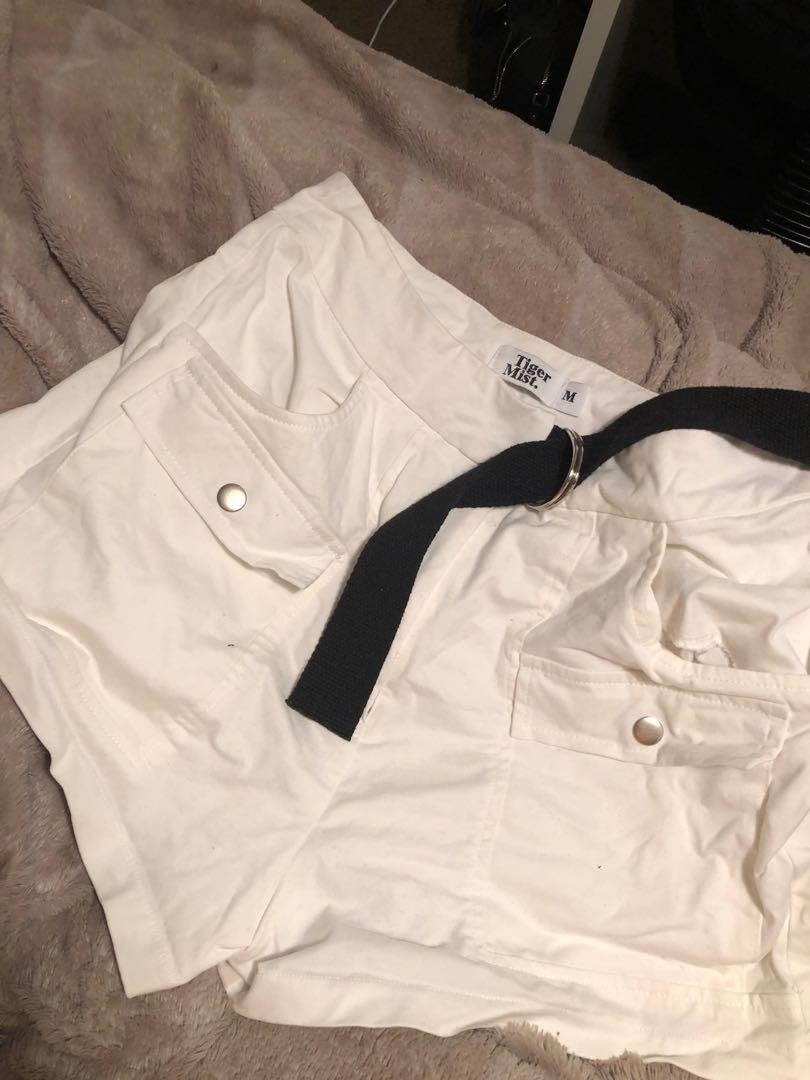 Tiger Mist Cargo Shorts